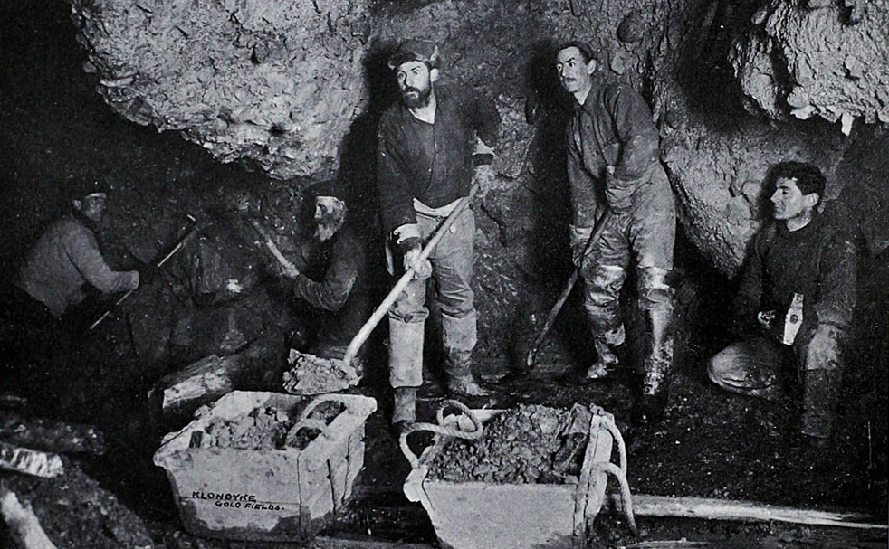 The Klondike Gold Rush - Research Paper Example