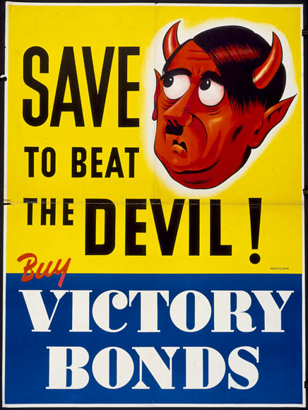 Canadian WWII Propaganda – All About Canadian History