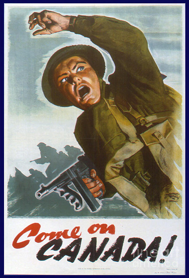 propaganda posters and canadian women in Volunteering in the first and second world war  canadian women during the second world war,  volunteering in the first and second world war.
