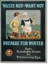 """...or performing """"housewife duties"""" for the benefit of men such as food rationing."""