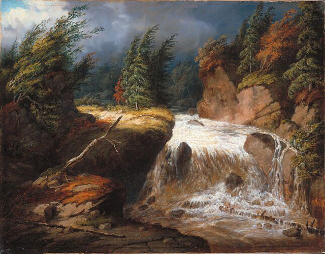 is cornelius krieghoff a �canadian� painter � all about