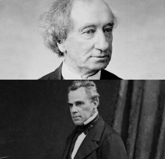 John A Macdonald & George Etienne Cartier