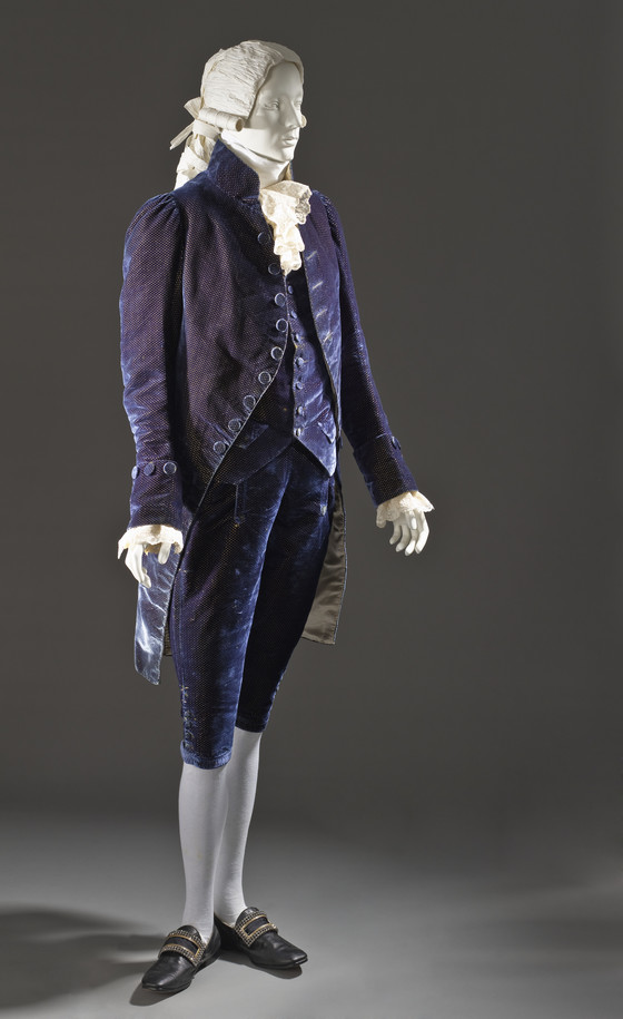 Man_s Suit. (c. 1810)