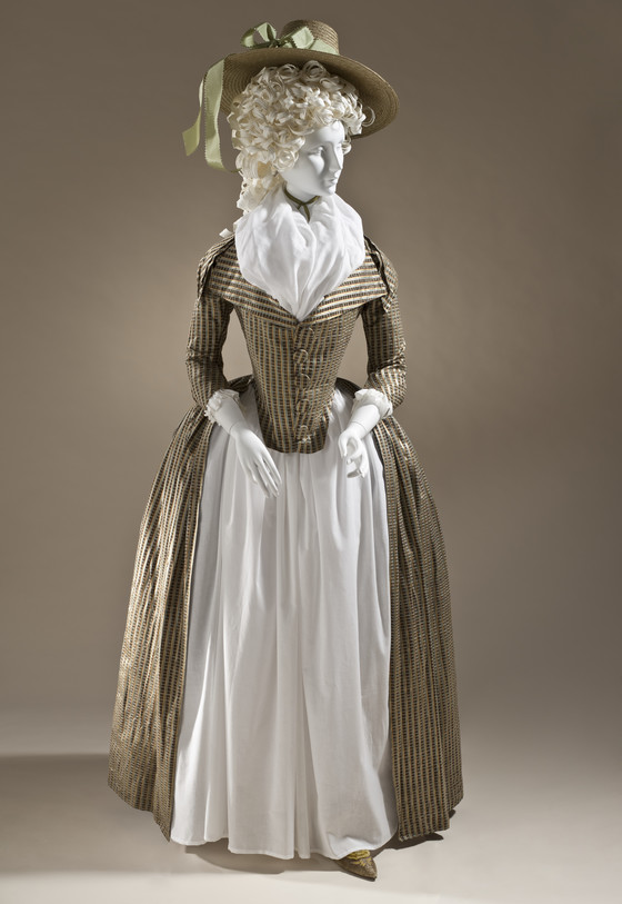 Women's Fashion During and After the French Revolution ...