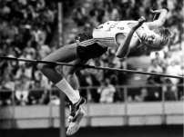Although Canada did not win any golds in the 1976 Montreal Games, Greg Joy ended the Olympics on a highest note for Canada as he won silver in high jump.