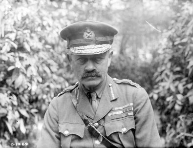 Lt.-Gen. Sir Julian Byng during Vimy