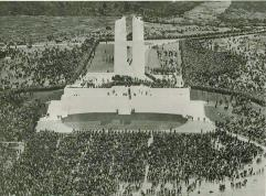 CanadianMemorialUnveiling - July 26, 1936