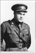 Captain Thain Wendell MacDowell of the 38th (Ottawa) Battalion