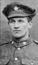 Lance-Sergeant Ellis Wellwood Sifton of the 18th (Western Ontario) Battalion
