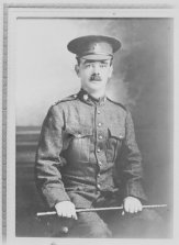 Private John George Pattison of the 50th (Calgary) Battalion