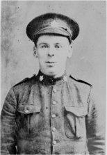 Private William Johnstone Milne of the 16th (Canadian Scottish) Battalion.