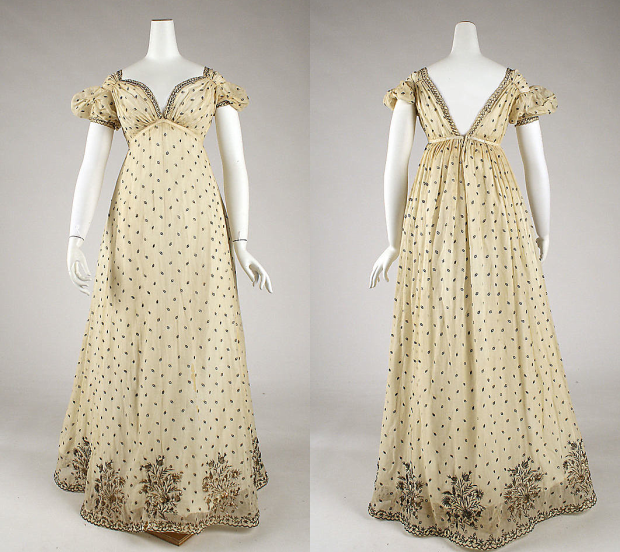 Women's Fashion During The Regency Era (1810s To 1830s